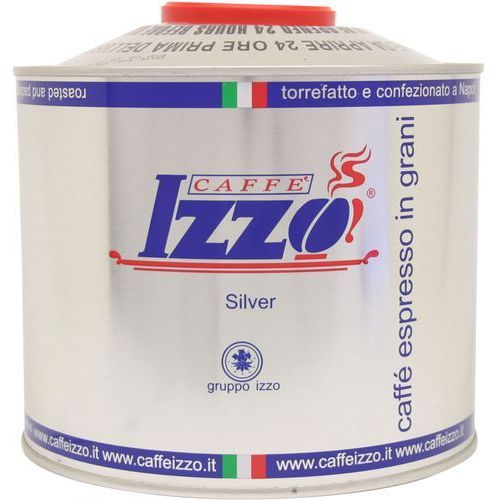Kawa ziarnista silver neapolitano 1kg marki Izzo