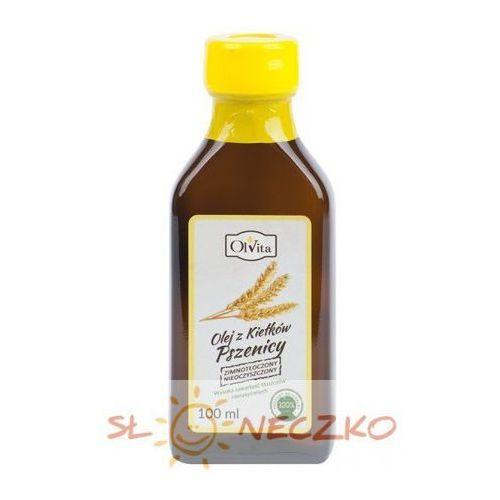 olej z kiełków pszenicy tłoczony na zimno 100ml Olvita, 777