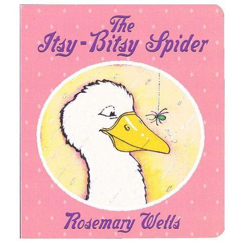 The Itsy Bitsy Spider, oprawa twarda