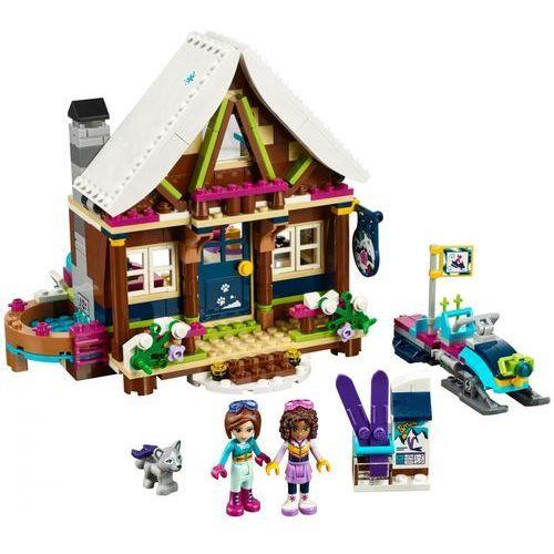 41323 GÓRSKI DOMEK (Snow Resort Chalet) KLOCKI LEGO FRIENDS