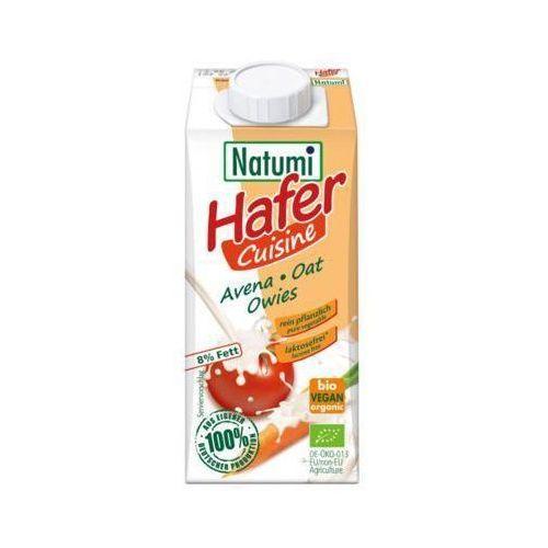 200ml zagęszczony produkt owsiany bio marki Natumi