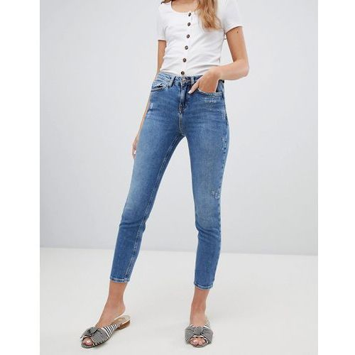 New Look relaxed skinny jeans - Blue, jeans