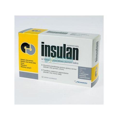 Tabletki Insulan 60 tabletek