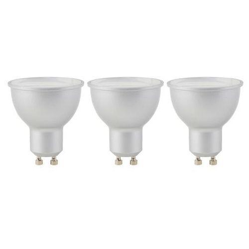 Żarówka LED Diall GU10 5 W 350 lm RGBW 3 w 1 3 szt. (3663602670896)