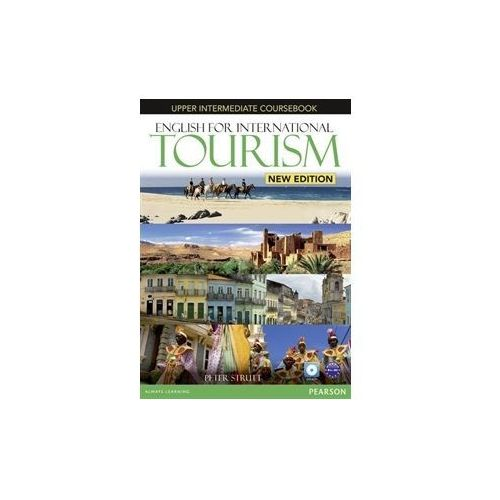 English for International Tourism Upper Intermediate. Podręcznik + DVD