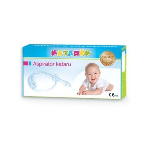 KATAREK aspirator kataru przeznaczony dla niemowląt (gruszka dziecięca) od Aptekaodnowa.pl