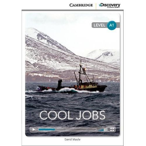 Cool Jobs. Cambridge Discovery Education Interactive Readers (z kodem), David Maule