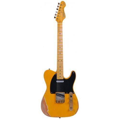 v52mrbs gitara elektryczna, icon butterscotch marki Vintage