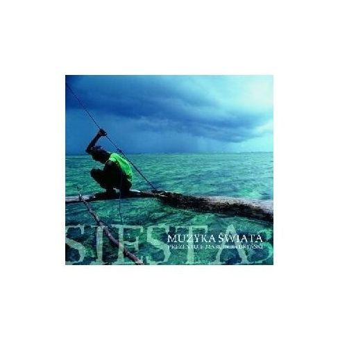 Universal music Siesta - muzyka świata vol. 3