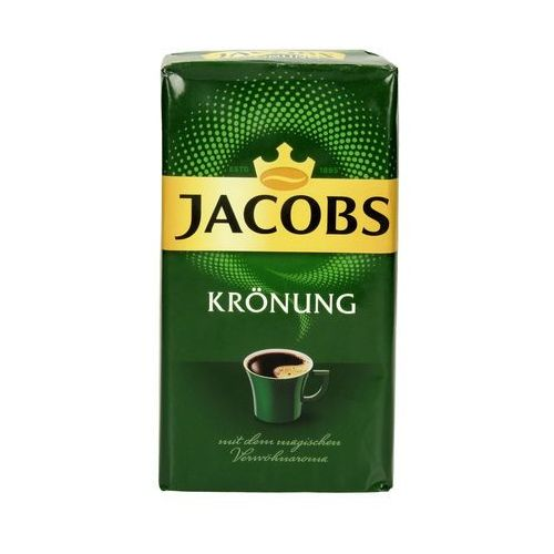 Kawa mielona Jacobs Kronung 500g, VW0601
