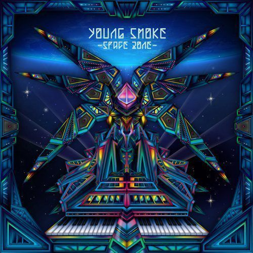 Beatplanet music Space zone - young smoke (płyta cd)