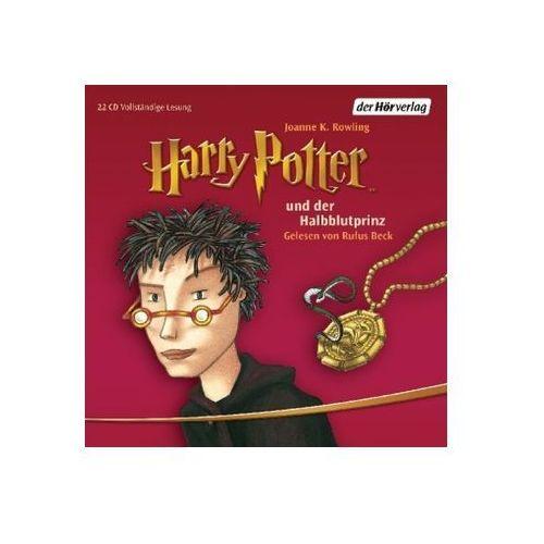 Harry Potter und der Halbblutprinz, 22 Audio-CDs Rowling, Joanne K.