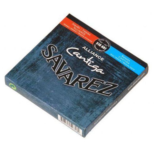 (656247) 510arj cantiga hnt struny do gitary klasycznej marki Savarez