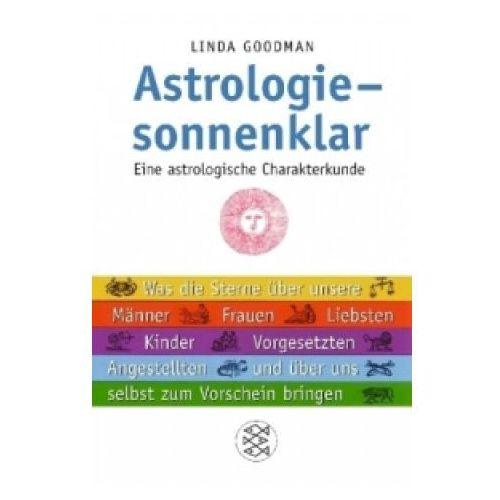 Astrologie sonnenklar (9783596167968)