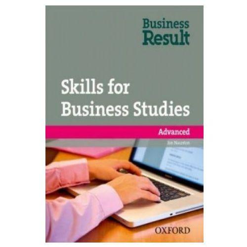 Business Result Advanced Podręcznik + Dvd + Skills Workbook