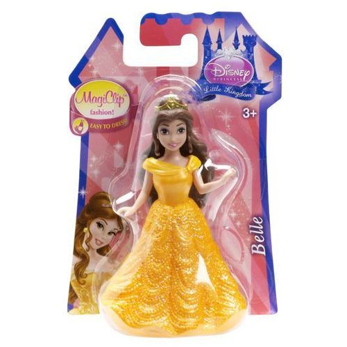 Mattel MagiClip Mini Prinncess X9412, Bella - sprawdź w Mall.pl