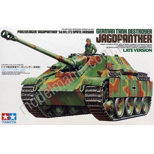 TAMIYA German Jagdpanther Late Version - Tamiya (4950344993017)
