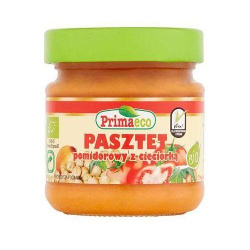 160g pasztet pomidorowy z cieciorką bio marki Primaeco