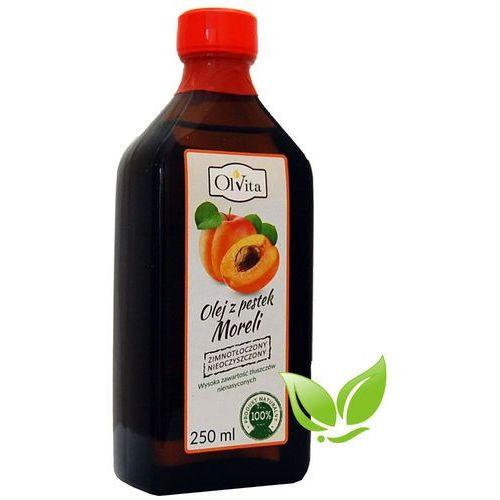 Olvita: olej z pestek moreli - 250 ml, 120