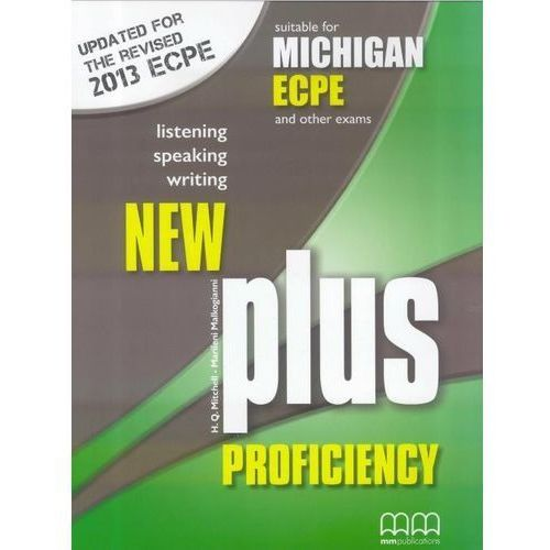 New Plus Proficiency SB MM PUBLICATIONS - H.Q. Mitchell, Marileni Malkogianni (9789605731908)