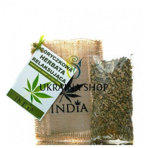 Goryczkowa Ziołowa Herbata Relaksująca, India Cosmetics