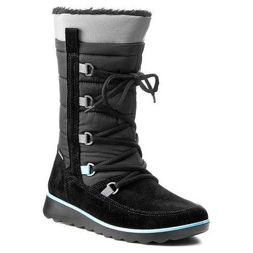 Śniegowce ECCO - Aspen 72034351052 Black, czarny w 6 rozmiarach