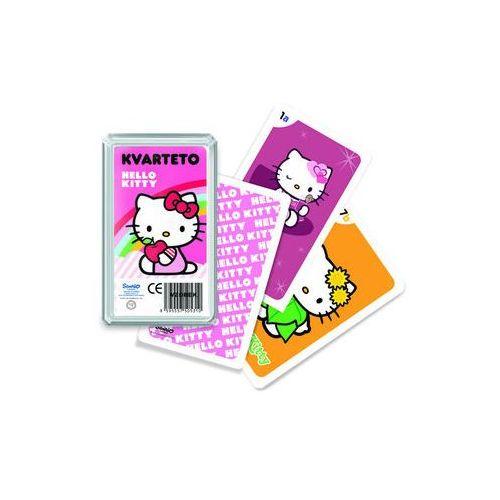 Kvarteto - Hello Kitty neuveden