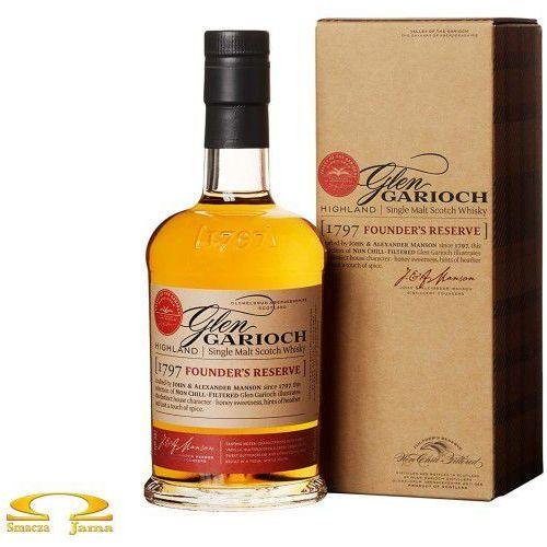 Whisky Glen Garioch 1797 Founder's Reserve 0,7l