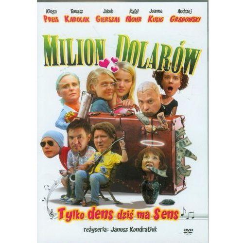 Milion dolarów (DVD) - Janusz Kondratiuk, Dominik W. Rettinger