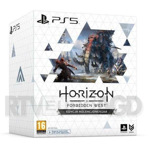 Sony Horizon forbidden west - edycja kolekcjonerska ps5