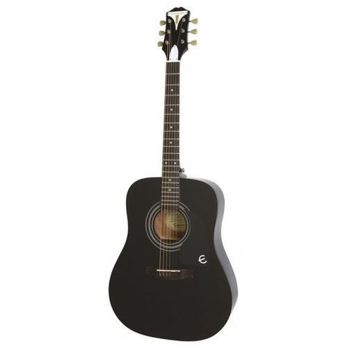Epiphone pro 1 acoustic eb ebony gitara akustyczna