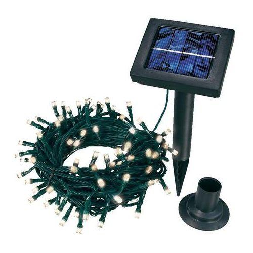 Oświetlenie świąteczne  solarne LED 102102, Liczba źródeł światła : 100, IP44, marki Esotec do zakupu w Conrad.pl