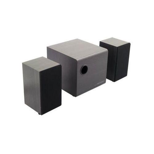 Głośniki komputerowe 2.1  12W TWIST z kategorii Subwoofery