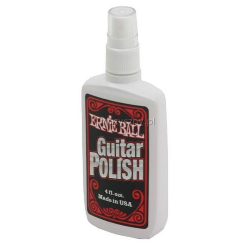 4223 guitar polish płyn do polerowania gitary marki Ernie ball