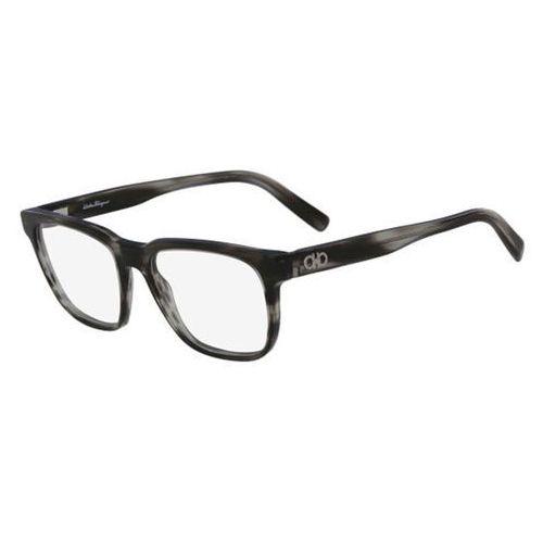 Okulary korekcyjne sf 2780 003 marki Salvatore ferragamo