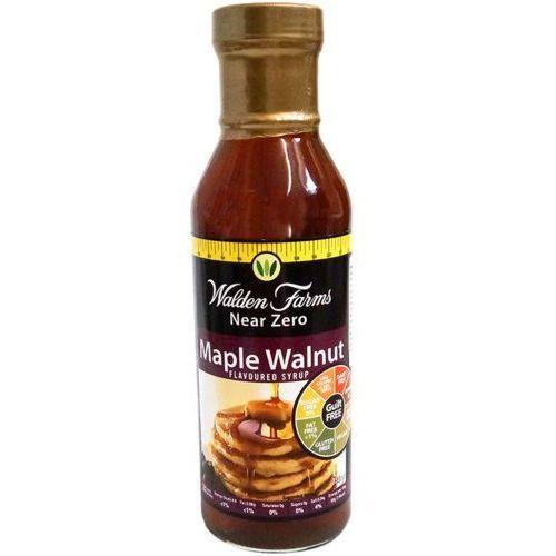 maple walnut syrup (syrop) 355 ml marki Walden farms