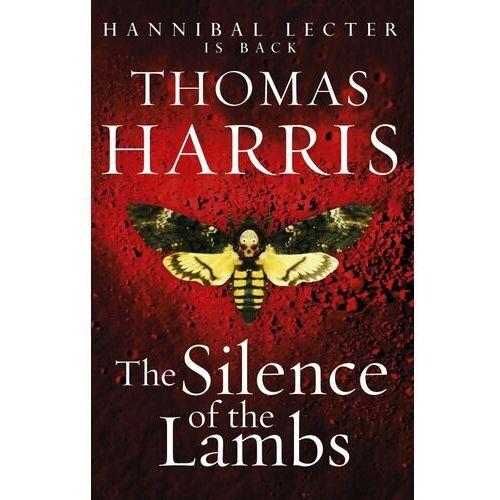 Silence of the Lambs. Das Schweigen der Lämmer, englische Ausgabe Harris, Thomas
