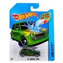 Towar  Hot Wheels Samochodzik Zmieniający Kolor '61 Morris Mini BHR15 (BHR62) z kategorii motory
