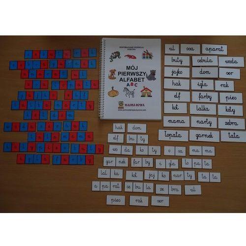 Mój Pierwszy Alfabet - Elementarz