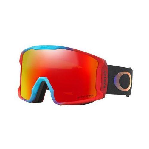 Oakley Gogle snowboardowe - prizm halo line miner wprizm torch (33) rozmiar: os