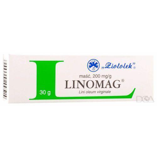 Ziołolek Linomag 20% maść 30g (5909990209514)