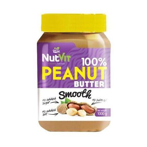 Ostrovit nutvit 100% peanut butter smooth - 1000g