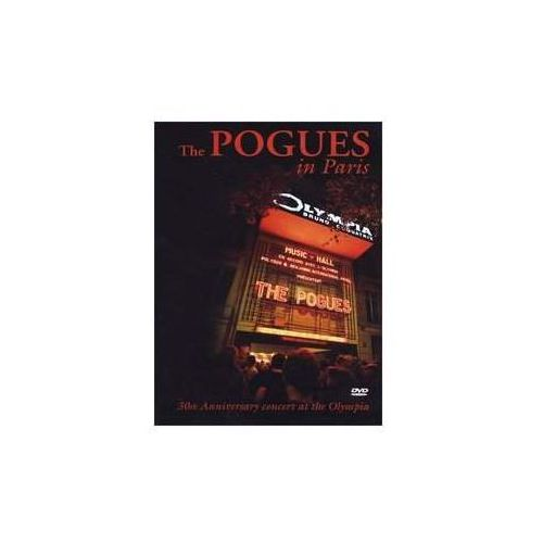 The Pogeus In Paris - 30th Anniversary Concert At The Olympia
