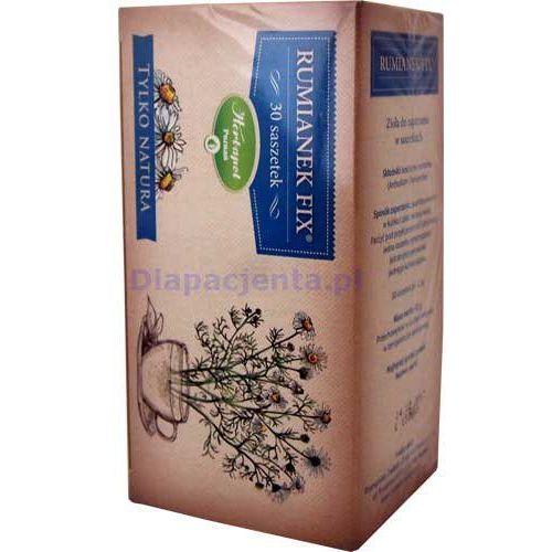Rumianek fix- poznań herbata w torebkach 30x1.5g marki Herbapol