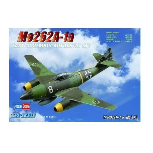Hobby boss germany me262a-2a fighter