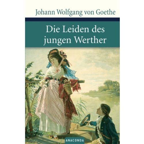 Die Leiden des jungen Werther Goethe, Johann Wolfgang von (9783938484159)
