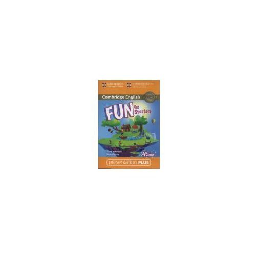 Fun for Starters Presentation Plus DVD, Anne Robinson|Karen Saxby