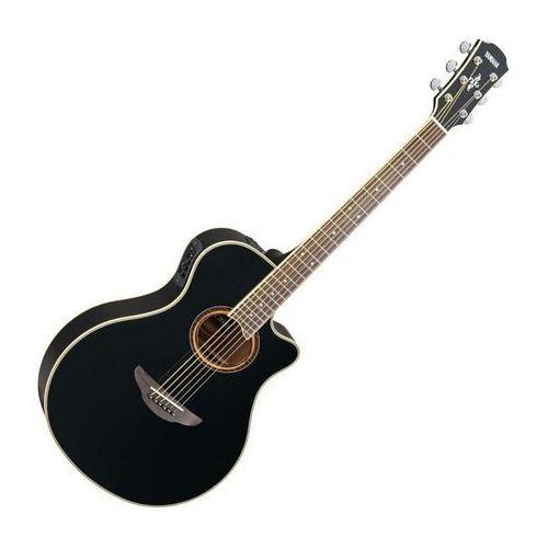 Gitara elektroakustyczna apx-700 ii bl marki Yamaha