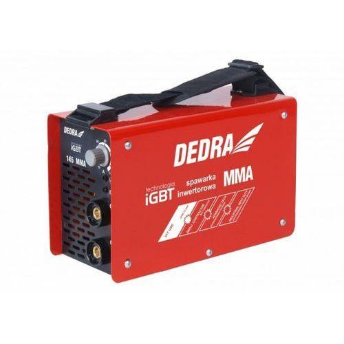 Spawarka inwentorowa DEDRA DESi155BT IGBT MMA 145A + DARMOWY TRANSPORT! (5902628760821)