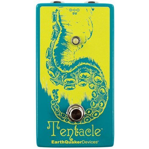 Earthquaker devices tentacle v2 - analog octave up efekt do gitary elektrycznej